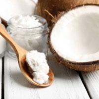 Фракционированное кокосовое масло