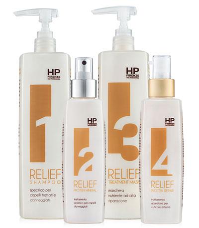 Relief ботокс для волос
