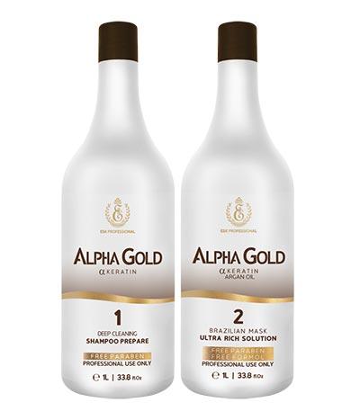 Нанопластика волос alpha gold отзывы