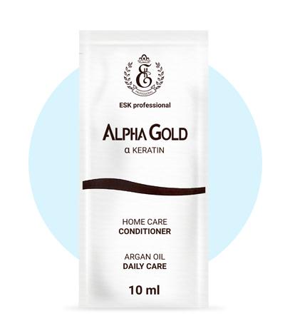 Кондиционер Alpha Gold в саше